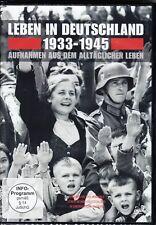 Leben in Deutschland 1933 -1945 / Privatleben im 3. Reich / Doku-DVD