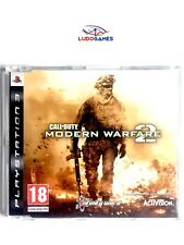Call of Duty Modern Warfare 2 Promo PAL/EUR PS3 Playstation Videojuego Retro