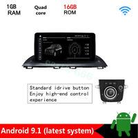 "10.25"" Android 9.1 Car PC GPS Navi For Mazda 3 Axela 2013-2018 Stereo NO DVD"