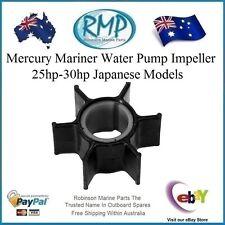 A Brand New Mercury Mariner Water Pump Impeller 25hp-30hp Japanese # R 47-161541