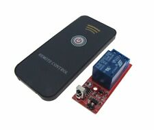 1 Channel IR Relay Remote Control Module On-Off 12VDC