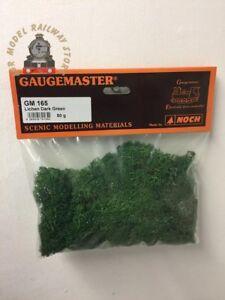 Gaugemaster GM165  Dark Green Lichen