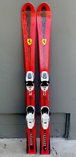 Ferrari Kids boys skis Dynastar 120