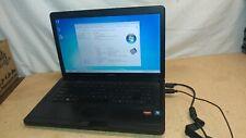 "Compaq Presario CQ57 Laptop AMD C 50 Windows 7 Home premium 15.6"" LCD Screen DVD"