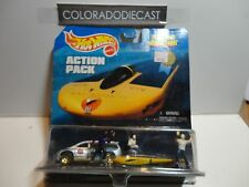 Hot Wheels Action Pack Solar Racing Diorama Set