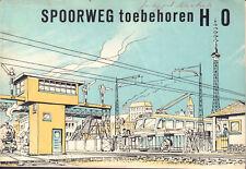 KIBRI CATALOGUS SPOORWEG TOEBEHOREN HO (1960's)