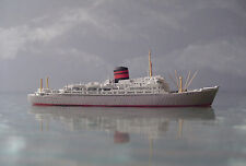 Furness, Withy Liner OCEAN MONARCH by CM 1:1250 Waterline Ship Model