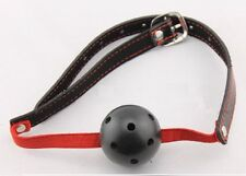 Toy bavaglio morso gag ball sfera ovulo rosso sexy  fetish xxx