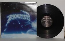 SNOWMEN LP Vinyl AOR Midnight Lady I Need Love Piece of the Action PLAYS WELL