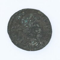 Ancient Roman Empire Coin AE Centenionalis 337-361 AD Constantius II Sisca Mint