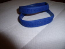 ( 1) LEAF FANATIC FOREVER - SILICONE WRIST BAND (NEW)