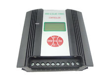600W,48v Wind charger regulator Hybrid Wind Solar Charge Controller 600W,48v