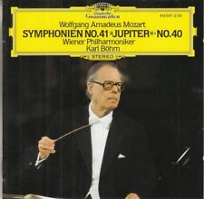 Symphonies Nos 40 & 41 : Mozart