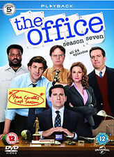 DVD:THE OFFICE (AMERICAN) - SEASON 7 - NEW Region 2 UK