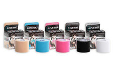KINESIO CLASSIC Kinesiology Tape Roll 4m by 5cm - 4 Colours Available FREE POST
