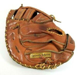 Wilson A9885 Optima Gold Catchers Mitt Glove Fastpitch Softball RHT