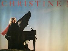 Rare Christine McVie Of Fleetwood Mac Poster Promotional 24x36 1984 Solo Record