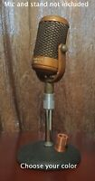 Display Stand Adapter for Tannoy 442 Vintage London Microphone - No Audio!