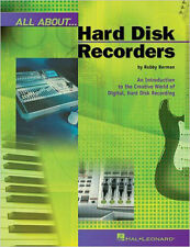 """""""ALL ABOUT...HARD DISK RECORDERS"""" INTRODUCTION BOOK-BRAND NEW ON SALE-DIGITAL!!"""