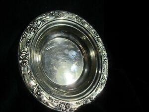Reed & Barton Sterling Silver Bowl Marlborough X540