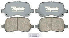 Disc Brake Pad Set SUPER PREMIUM Ceramic Disc Brake Pad Front Raybestos ATD741C