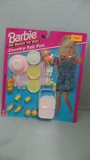 67171 Barbie So Much To Do! Country Fair Fun