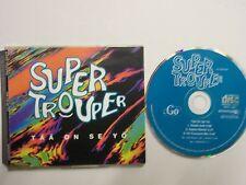 SUPER TROUPER Tää On Se Yö – 1995 Finnish Maxi-CD – Euro Disco - RARE!