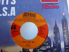 ADRIAN HOES  I saw that girl / don t say you love me HIT TON HT300209