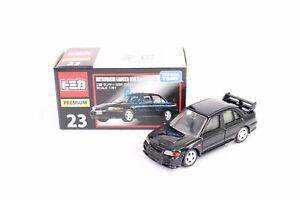 Takara Tomy TOMICA Premium No. 23 Mitsubishi Lancer GSR Evolution III Diecast