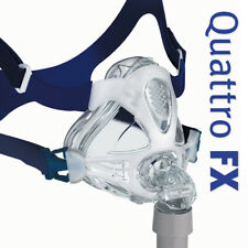 ResMed Quattro™ FX Full Face CPAP Mask with Headgear (Size S)