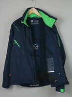 HELLY HANSEN HELLYTECH PRIMALOFT H2 FLOW RECCO Men L Fitted Ski Jacket 19399-JS