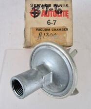 1950 1951 1952 1953 1954 1955 1956 Chrysler Dodge Desoto Plymouth NOS Vacuum Adv
