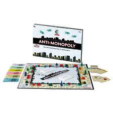 University Games 8509 Anti-Monopoly , NEU,OVP