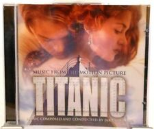 Titanic + CD + Music from Motion Picture + Original Soundtrack by James Horner +