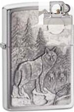 Zippo 20855 timberwolves Lighter with PIPE INSERT PL