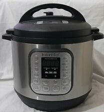 Instant Pot 80 Duo 8L / 8Q Electric Multi Function Cooker Stainless Steel