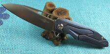Night Morning TwoSun Knives Titanium Ball Bearings Pocket Knife Coastline TS19