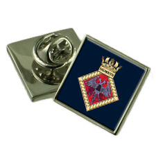 Royal Navy Falmouth Lapel Pin Badge