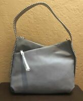 NWT INC INTERNATIONAL CONCEPTS VALLIEE HOBO BAG CLOUD GREY ONE SIZE MSRP$89.50
