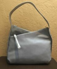 NWT INC INTERNATIONAL CONCEPTS VALLIEE HOBO BAG CLOUD GREY ONE SIZE MSRP $89.50
