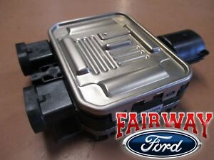 07 thru 15 Edge MKX OEM Ford Cooling Fan Control Module Relay w/ Trailer Tow Pkg