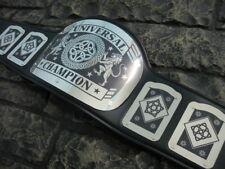 SALE Universal Championship Belt King Model Handcrafted in U.S.A. wwe wwf wcw