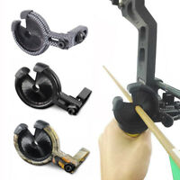 Compound Bow Archery Arrow Rest Whisker Brush Biscuit Hand Hunting Quick Shot HH