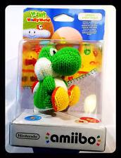 Amiibo Yoshi Di Lana Verde - green yarn Yoshi'S Woolly World Collection nintendo