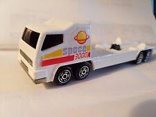 Majorette - Series 300 - #329 - Space Shuttle 3000 Transporter Truck