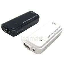 Mini AA Battery Emergency Charger for iPod iPhone 2G 3G