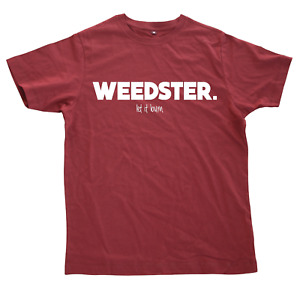 T Shirt Weedster Kiffen Weed Hipster Gras THC Hardcore Tattoo Fuck  Metal 13 oi