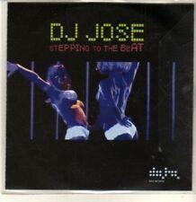 (CQ625) DJ Jose, Stepping To The Beat - DJ CD