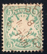 BAVARIA Sc #39 XF Used