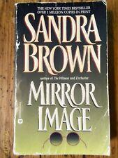Mirror Image by Sandra Brown (1990, Paperback)
